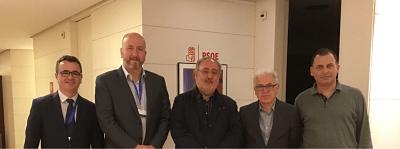 Reunion Coptesscv con PSO